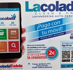 REGALAMOS 1€ POR CADA 10€ PAGANDO CON TU MOVIL