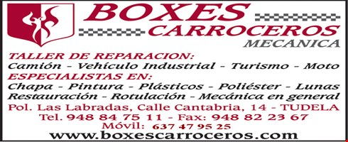 BOXES CARROCEROS