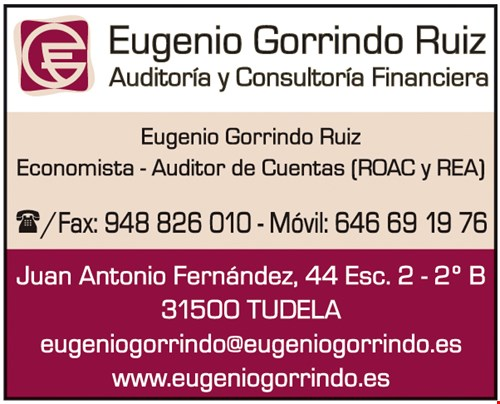 EUGENIO GORRINDO RUIZ